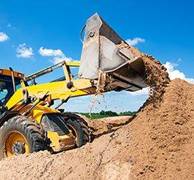 Песок карьерный с доставкой цена
