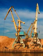 Песок строительный цена за тонну